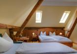Hotel Jagdschloss Letzlingen, Gardelegen, Sachsen-Anhalt, Zimmerbeispiel