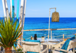 Hotel Alua Miami Ibiza auf Ibiza in Es Canar, Restaurant