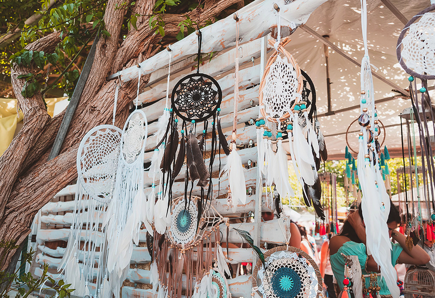 Hotel Alua Miami Ibiza auf Ibiza in Es Canar, Hippiemarkt