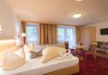 Hotel Pinzger, Zimmerbeispiel