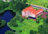 Park Hotel Fasanerie Neustrelitz, Außenansicht