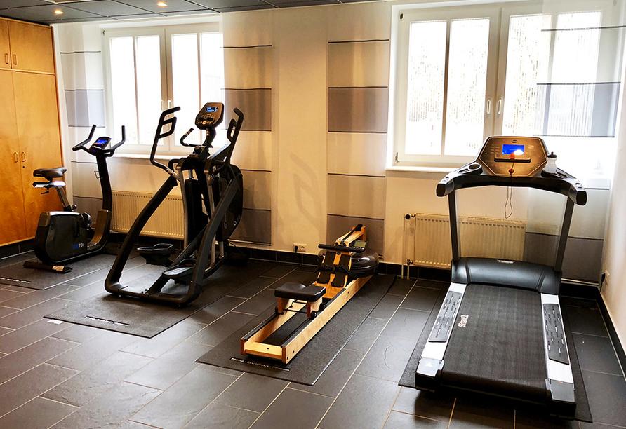 Park Hotel Fasanerie Neustrelitz, Fitnessraum