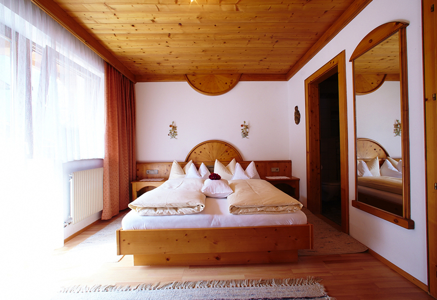 Hotel Brennerspitz in Neustift im Stubaital, Zimmerbeipsiel