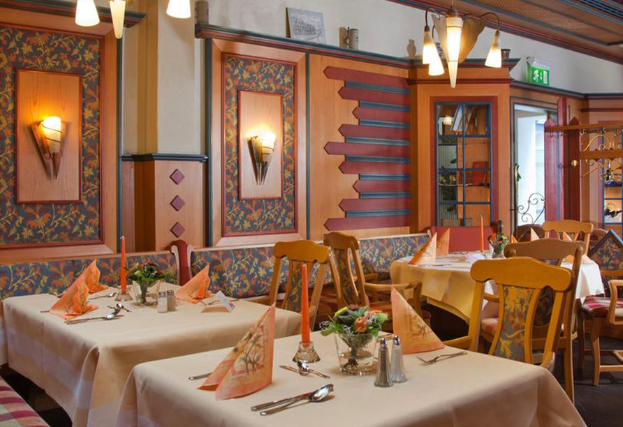 Posthotel Rotenburg in Rotenburg an der Fulda, Restaurant