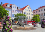 Ringhotel Villa Margarete in Waren (Müritz), Rathausplatz