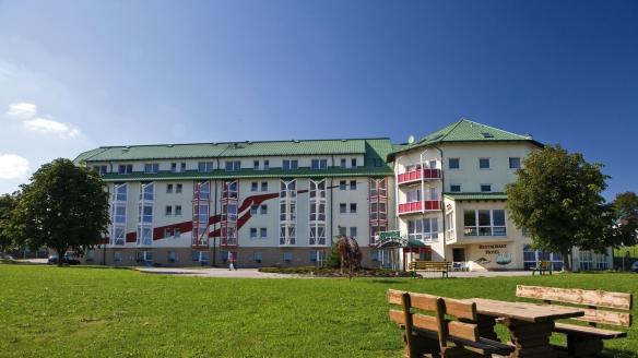 Hotel Kammweg in Neustadt am Rennsteig Außenansicht