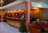 Hotel Kammweg in Neustadt am Rennsteig, Lobby