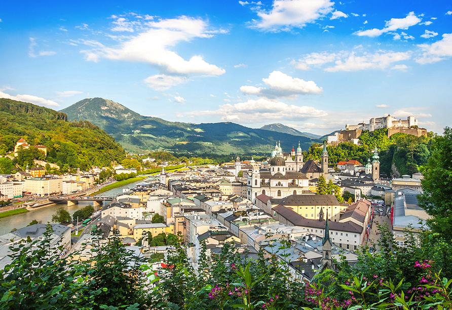 Genuss- und Vitalhotel Moisl in Abtenau, Salzburg