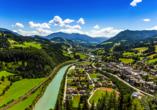 Genuss- und Vitalhotel Moisl in Abtenau, Werfen