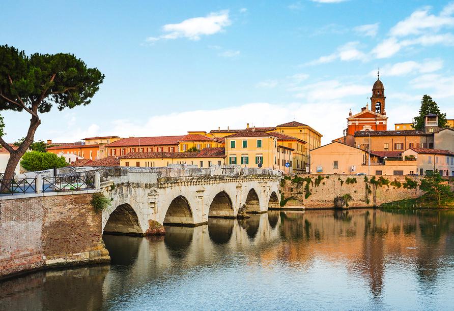 Hotel Staccoli Rimini Ponte di Tiberio