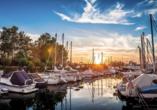 Hotel Staccoli Rimini Yachthafen Porto Cesenatico