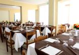 Hotel Staccoli Rimini Restaurant