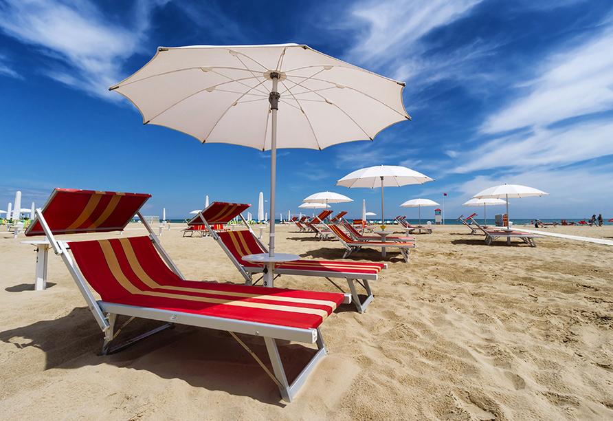 Hotel Staccoli Rimini Strand