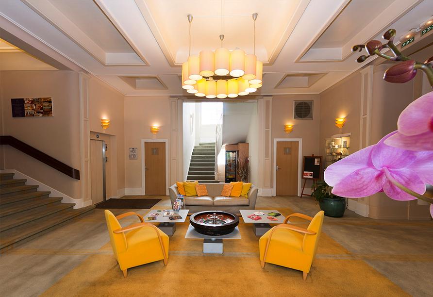 Grand Hotel Filippo Bad Niederbronn, Lobby