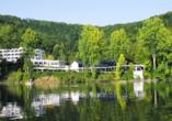 Dorint Seehotel & Resort Bitburg Südeifel, Außenansicht