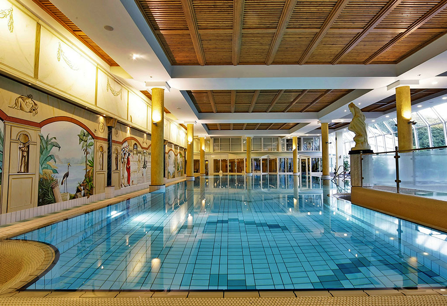 Dorint Seehotel & Resort Bitburg Südeifel, Hallenbad