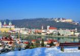 Hotel Höttl in Deggendorf im Donautal, Passau