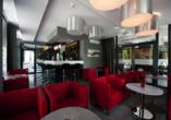 Hotel Cristal Spa in Dzwirzyno an der polnischen Ostsee, Bar