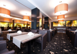 Hotel Cristal Spa in Dzwirzyno an der polnischen Ostsee, Restaurant