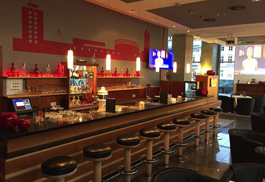 City Hotel am CCS in Suhl, Bar
