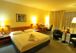 City Hotel am CCS in Suhl, Zimmerbeispiel