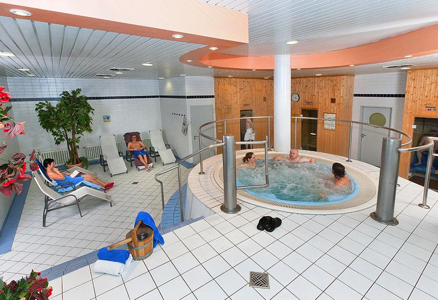 City Hotel am CCS in Suhl, Ottilienbad