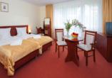 Hotel Klinika Mlodosci Medical SPA Bad Flinsberg Niederschlesien, Zimmerbeispiel