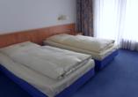 Hotel Stadt Homburg in Homburg an der Saar im Saarland, Zimmerbeispiel