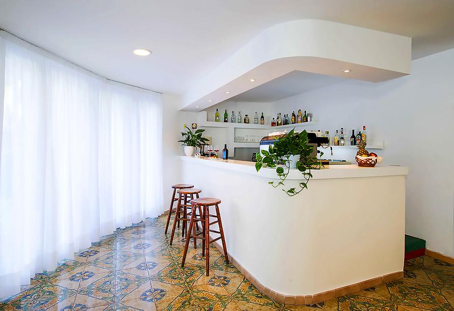 Hotel Francesco in Forio d'Ischia, Bar