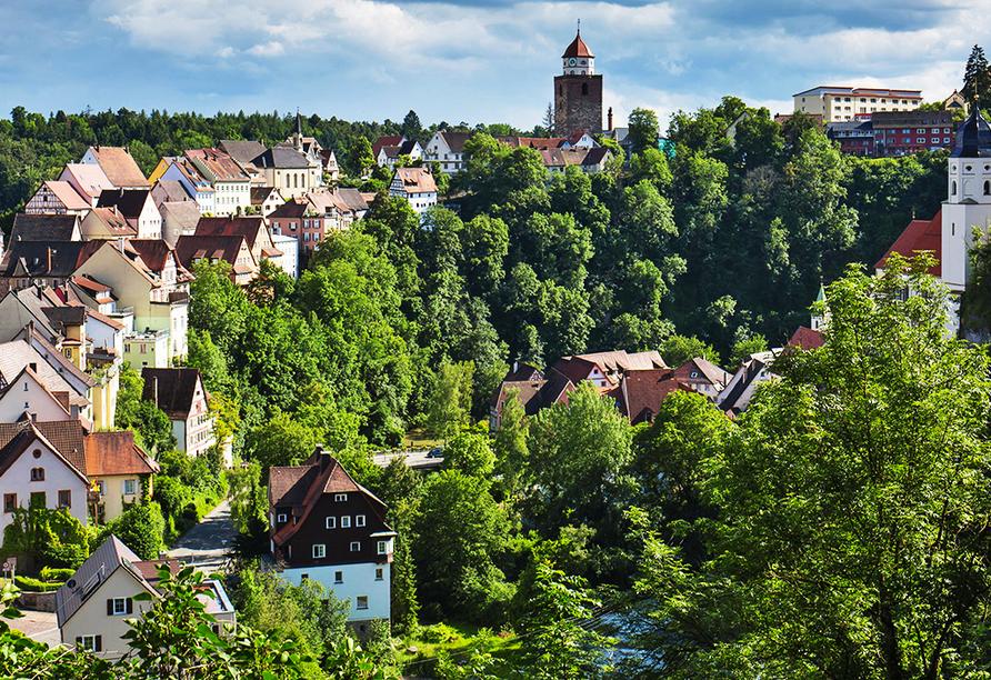 Carea Fürstenhof in Haigerloch in Bad Imnau im Schwarzwald, Haigerloch