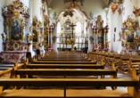 Carea Fürstenhof in Haigerloch in Bad Imnau im Schwarzwald, Schlosskirche Haigerloch