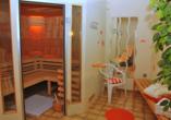 Hotel Daub in Bremervörde, Sauna