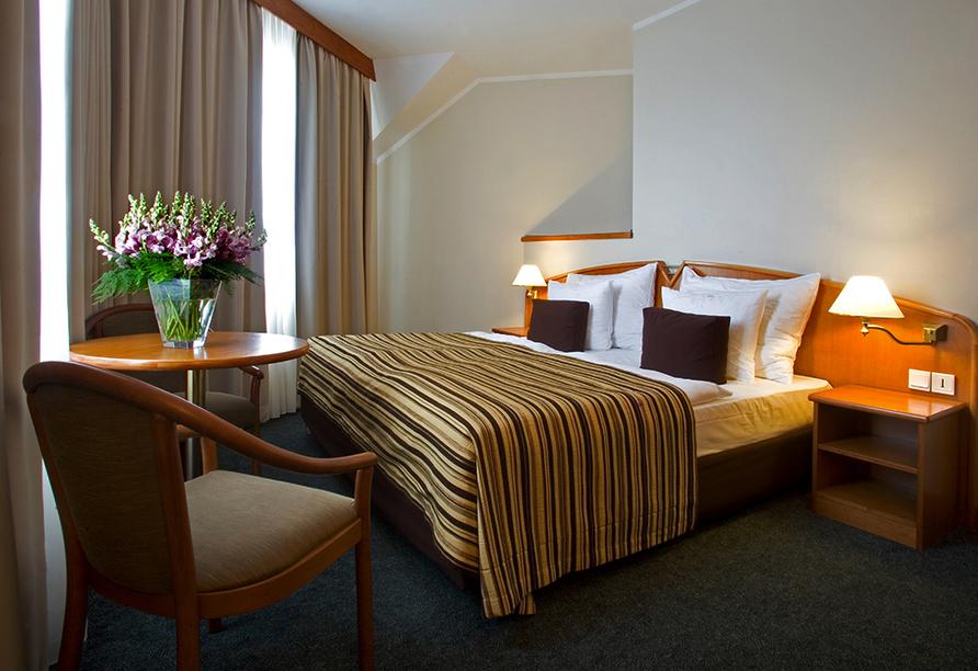 Plaza Prague Hotel in Prag, Zimmerbeispiel