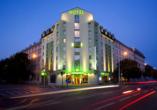 Plaza Prague Hotel in Prag, Außenansicht