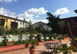 Hotel Il Castello in Pozzolengo, Außenbereich