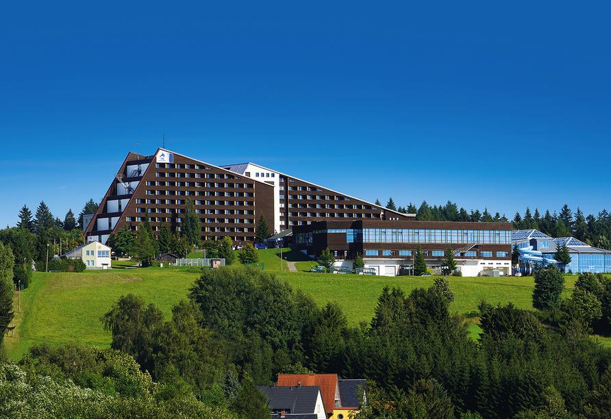 IFA Schöneck Hotel & Ferienpark, Außenansicht