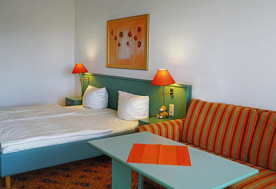 IFA Schöneck Hotel & Ferienpark, Zimmerbeispiel