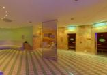 IFA Schöneck Hotel & Ferienpark, Saunabereich
