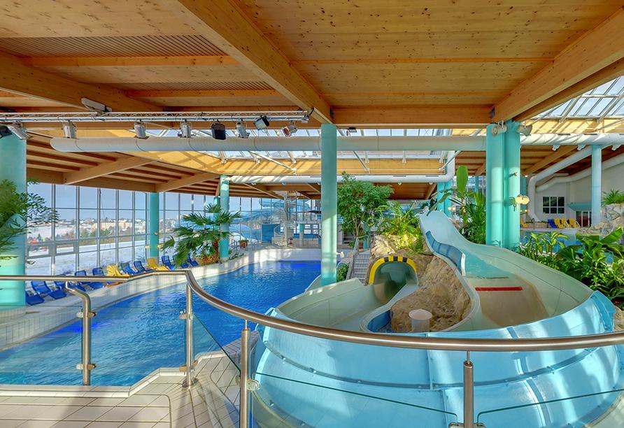 IFA Schöneck Hotel & Ferienpark, Aqua World Erlebnispark