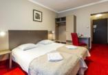 Hotel New Skanpol in Kolberg an der polnischen Ostsee Zimmerbeispiel