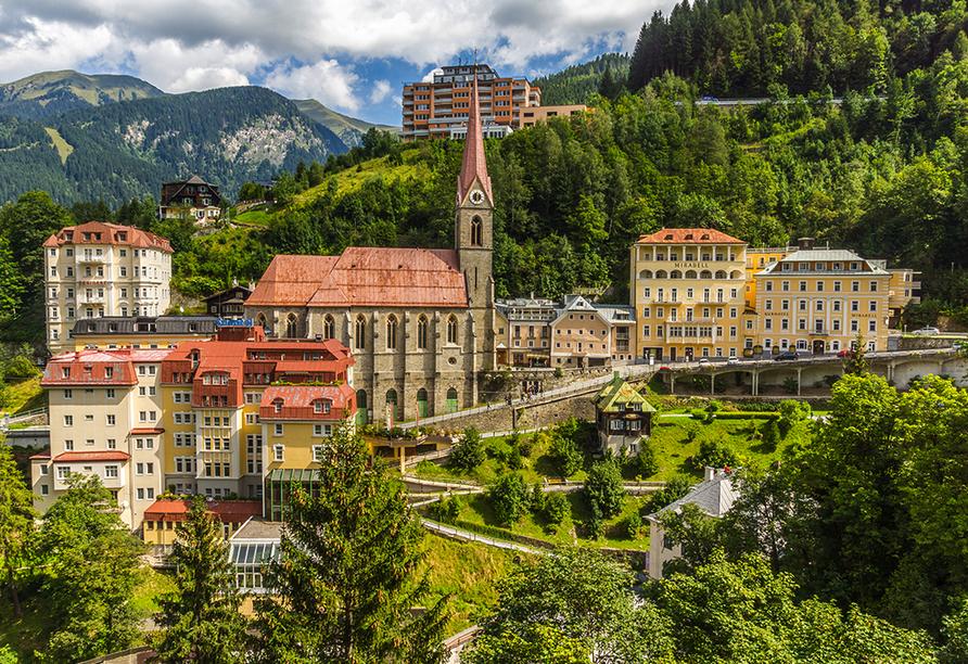 Johannesbad Hotel Palace in Bad Hofgastein, Bad Gastein