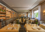 Parkhotel Hohenfeld, Restaurant