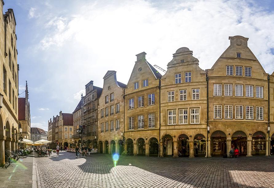 Parkhotel Hohenfeld, Prinzipalmarkt