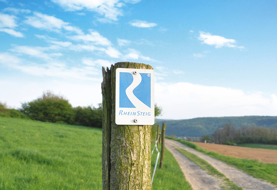 Rheinsteigschild