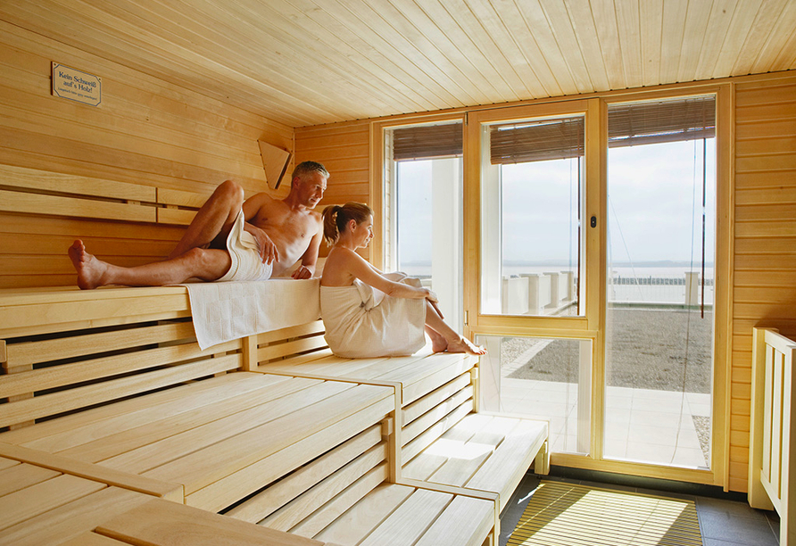 Iberotel Boltenhagen, Sauna