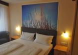 Hotel Zum Weissen Lammin Rothenberg-Kortelshütte im Odenwald, Zimmerbeispiel