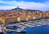 Costa Toscana, Marseille