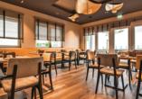 Strandhotel LUV, Restaurant