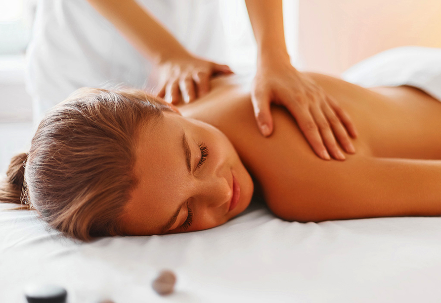 Iberotel Boltenhagen, Massage