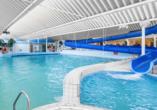 Roompot Beach Resort, Schwimmparadies